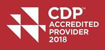 CDP Accredited Provider 2018 Greenstone - web