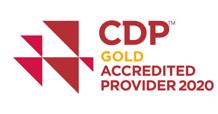 CDP Gold white
