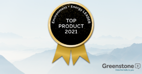 Top Product of Year Award 2021 Greenstone