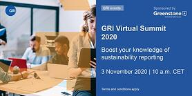 GRI Virtual Summit 2020