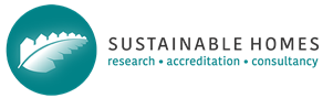 sustainable homes logo