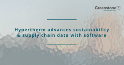 Hypertherm advances sustainability & supply chain data with software