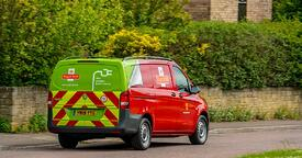 Royal Mail Electric Cars