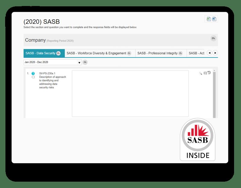 SASB standards