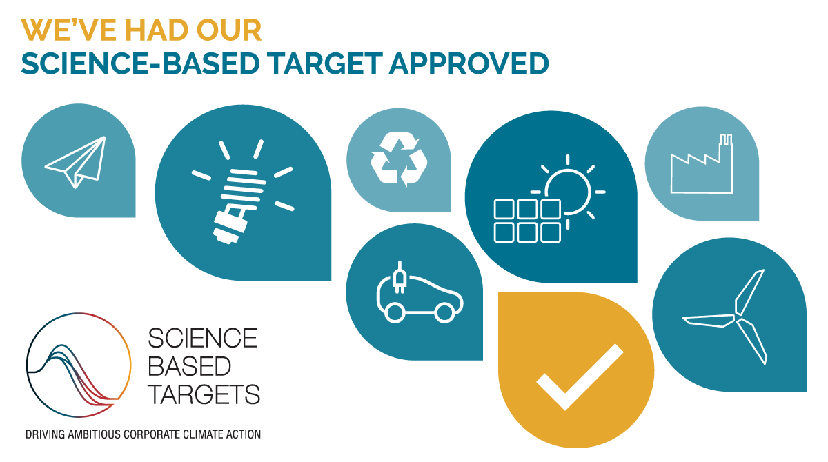 Greenstone's science-based targets approved