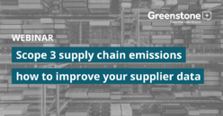 Scope 3 supply chain