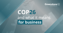 cop26 and what it means for business