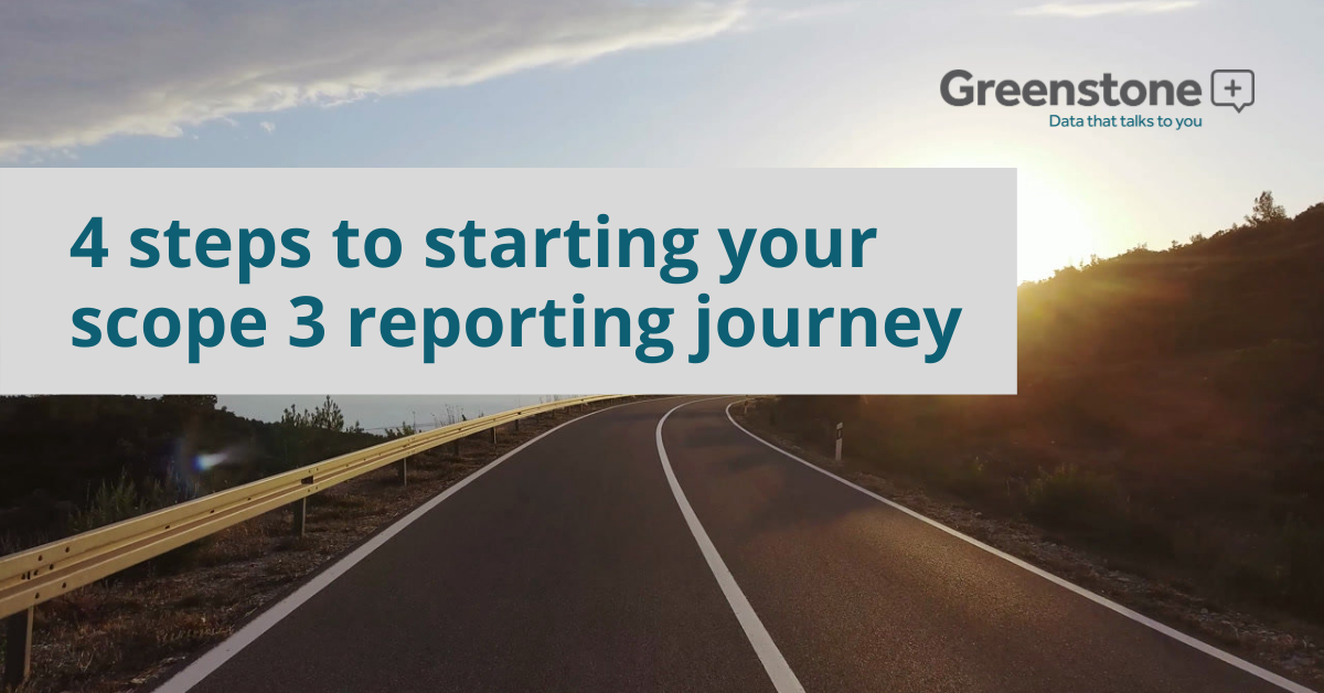 4 key steps to starting your scope 3 emissions reporting journey