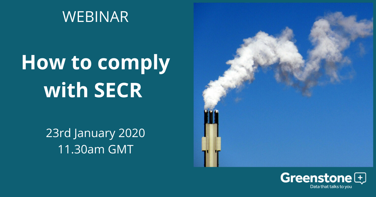 How to comply with SECR