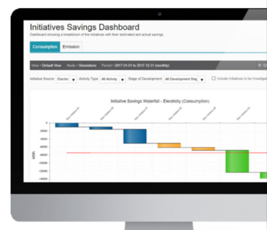 Greenstone adds Initiatives Savings Module to its non-financial reporting software