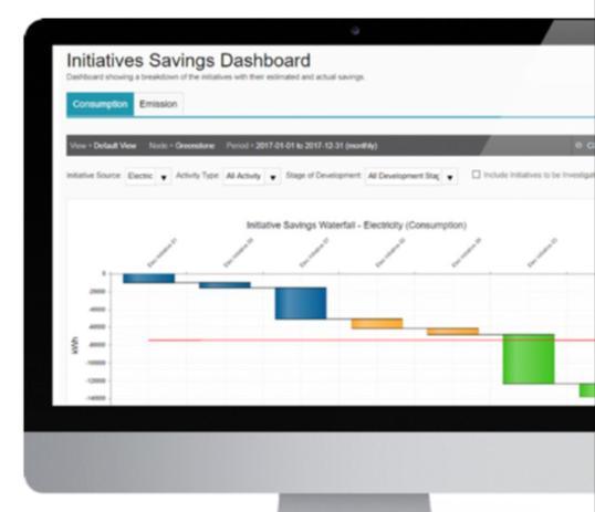Initiatives Savings Module Greenstone