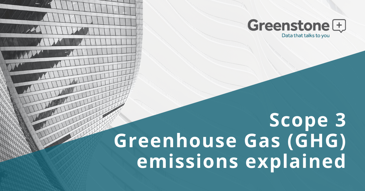 Scope 3 Greenhouse Gas (GHG) emissions explained